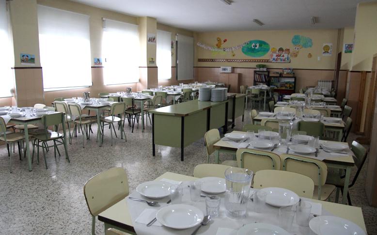 Comedor Colegio San Isidoro Granada