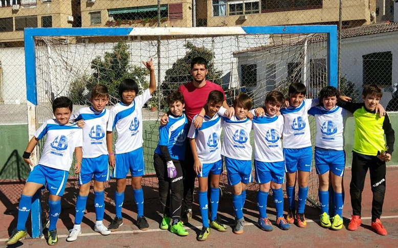 Futbol Sala Colegio San Isidoro Granada