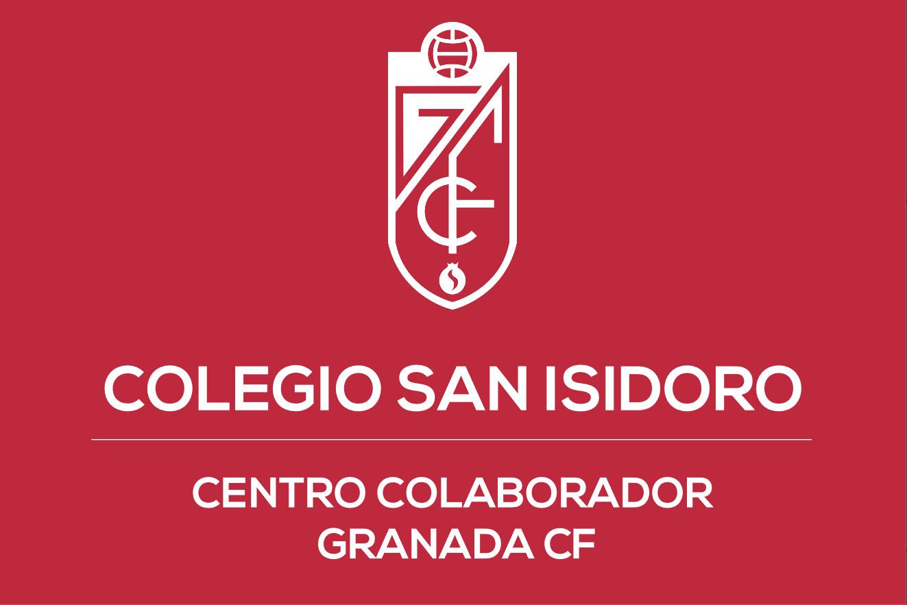 El Colegio San Isidoro ya es colaborador oficial del GRANADA CF