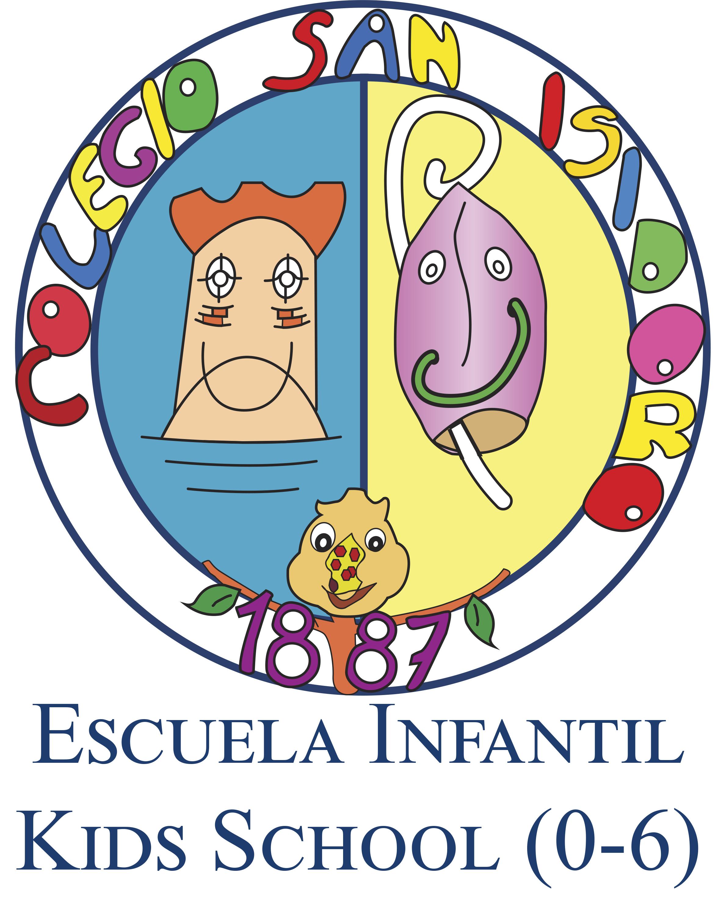 Escudo Ed. Infantil San Isidoro