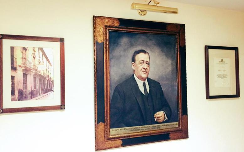 Colegio San Isidoro Granada