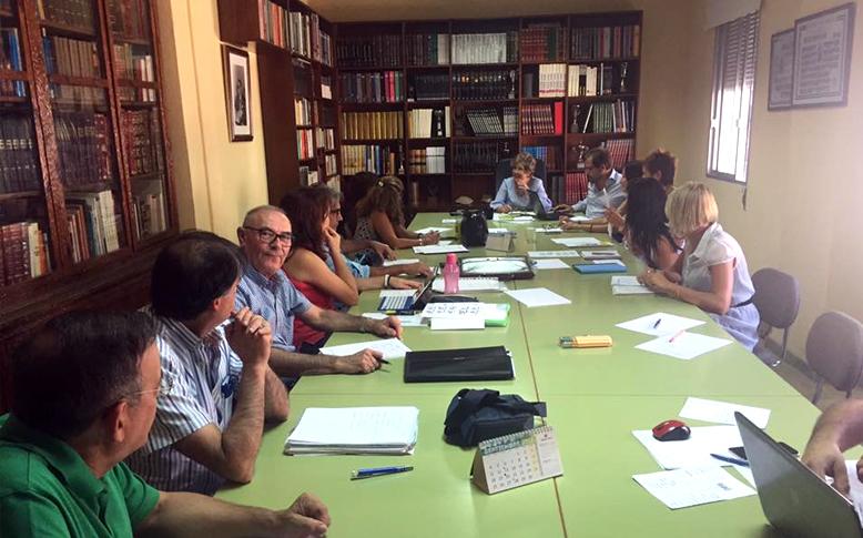 Equipo Educativo Colegio San Isidoro Granada
