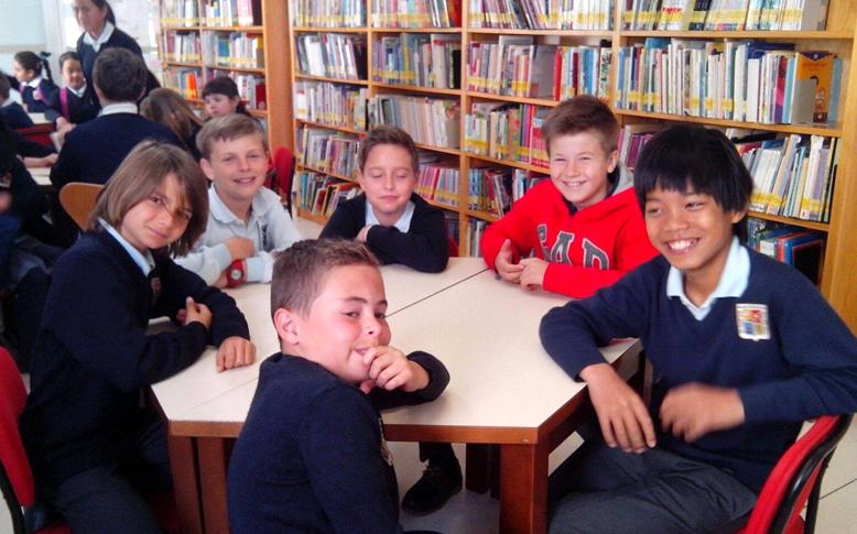 Educación Primaria Colegio San Isidoro Granada