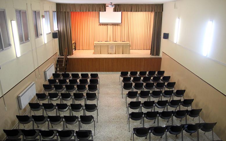 Salon De Actos Colegio San Isidoro Granada