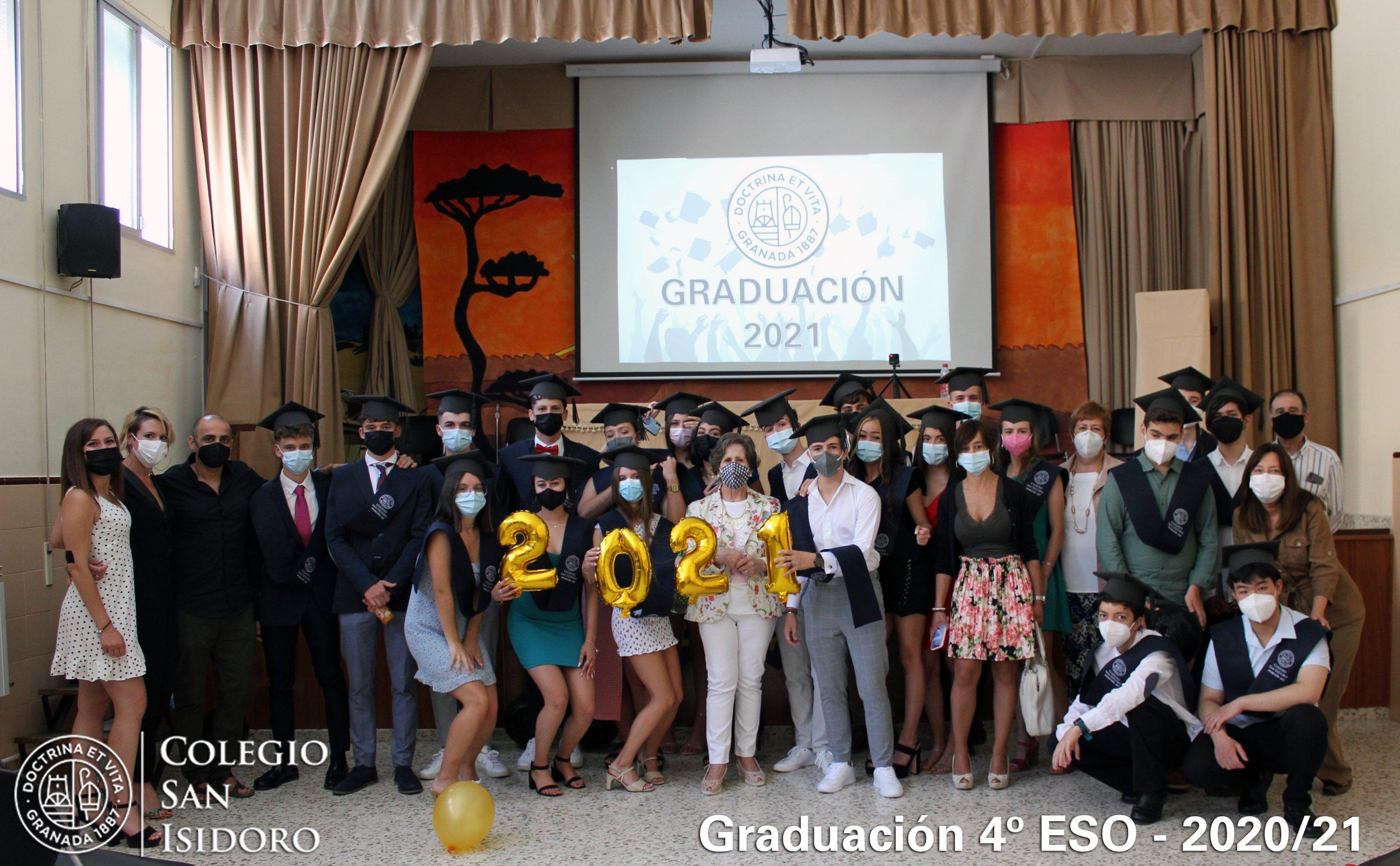 Graduación 4ºESO